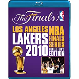Los Angeles Lakers: 2010 NBA Finals Series (Collector's Edition) [Blu-ray]
