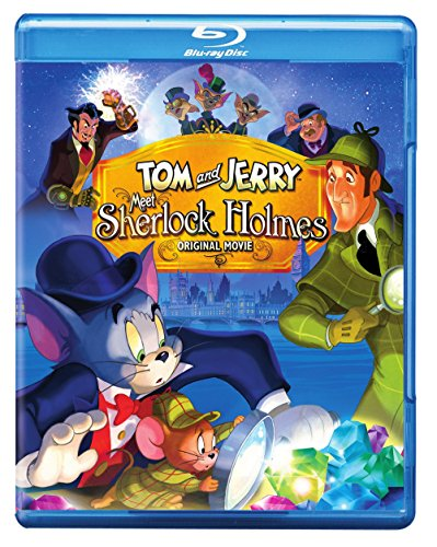 Tom & Jerry Meet Sherlock Holmes [Blu-ray]