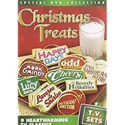 TV Sets: Christmas Treats