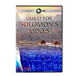 Nova: Quest for Solomon's Mines