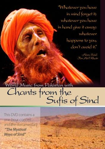 World Music From Pakistan With Chants From the Sufis of Sind (Non-Profit)