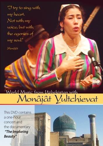 World Music From Uzbekistan With Monâjât Yultchieva (Non-Profit)