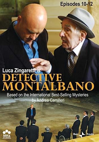 Detective Montalbano: Episodes 10-12