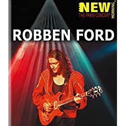 Ford, Robben - New Morning: Paris Concert [Blu-ray]