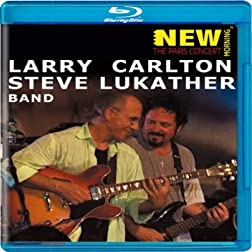 Carlton Lukather Band - Paris Concert [Blu-ray]