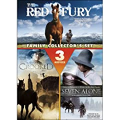 The Red Fury / Against a Crooked Sky / Seven Alone