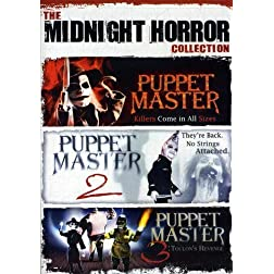 The Midnight Horror Collection: Puppet Master