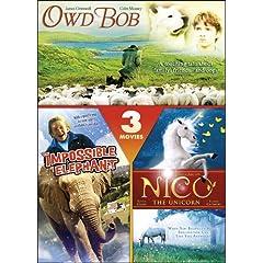 Owd Bob / The Impossible Elephant / Nico the Unicorn