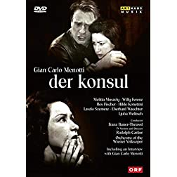 Menotti: The Consul (Der Konsul)