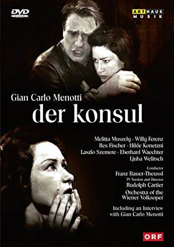 Menotti: The Consul (Der Konsul)