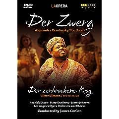 Zemlinsky: The Dwarf; Ullmann: The Broken Jug (LA Opera's Recovered Voices series)