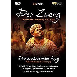Zemlinsky: The Dwarf; Ullmann: The Broken Jug (LA Opera's Recovered Voices series)
