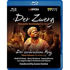Zemlinsky: The Dwarf; Ullmann: The Broken Jug (LA Opera Recovered Voices series) [Blu-ray]