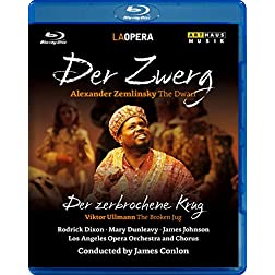 Zemlinsky: The Dwarf; Ullmann: The Broken Jug (LA Opera Recovered Voices series) [Blu-ray]