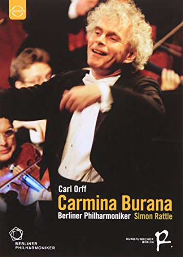 Rattle conducts Carmina Burana, Leonore Overture, Hallelujah Chorus