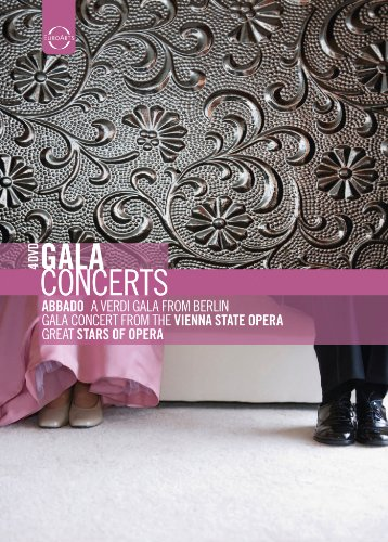 Box: Gala Concerts From Vienna Berlin Dresden