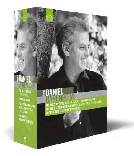 Box: Daniel Barenboim
