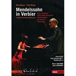 Mendelssohn in Verbier - Piano Sextet / Piano Cto
