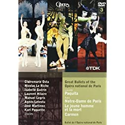 Great Ballets of the Opera National De Paris