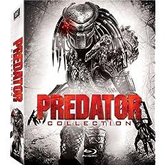 Predator Collection (1 & 2) [Blu-ray]