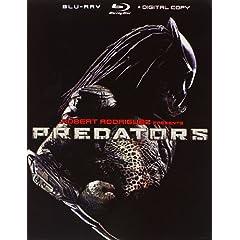 Predators ( + Digital Copy) [Blu-ray]