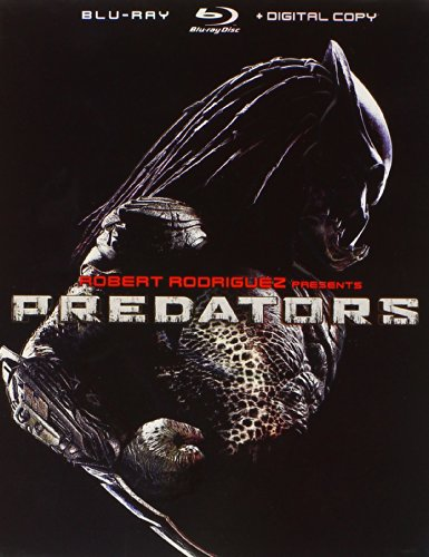 Predators ( + Digital Copy) [Blu-ray]