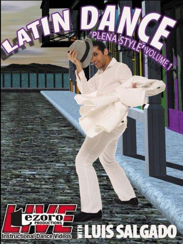 Live at Broadway Dance Center - Latin Dance -Plena- with Luis Salgado