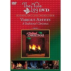 A Traditional Christmas (The Yule Log DVD)