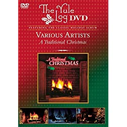 A Traditional Christmas (The Yule Log DVD)