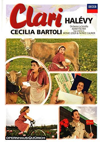 Halevy: Clari [2 DVD]