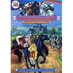 Horseland: The Complete Series (4pc)