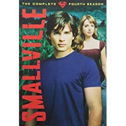 Smallville: The Complete Fourth Season (Repackage)