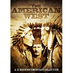 American West: 12 Documentary Set (8pc)