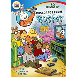 Postcards From Buster: The Complete Series (4pc)
