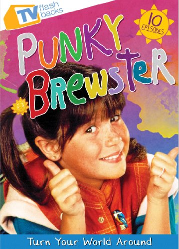 Punky Brewster: Turn My World Around