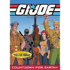 Gi Joe: Countdown for Zartan