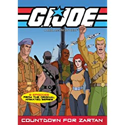 Gi Joe: Countdown for Zartan
