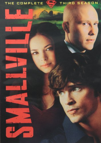 Smallville: The Complete Third Season (Repackage)