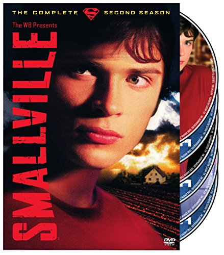 Smallville: The Complete Second Season (Repackage)
