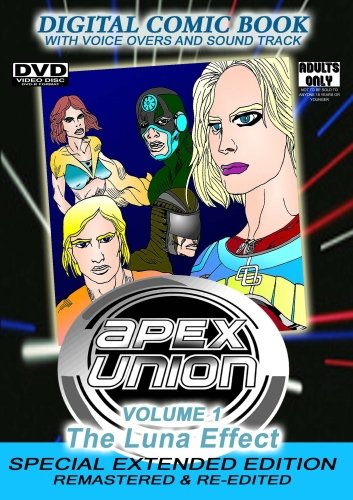 APEX UNION: Vol. 1 The Luna Effect SPECIAL EDITION