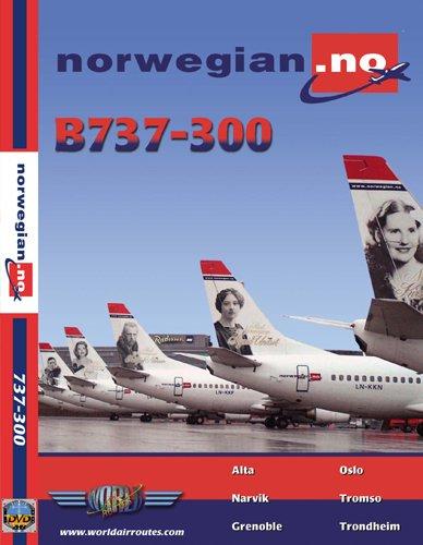 Norwegian Boeing 737-300