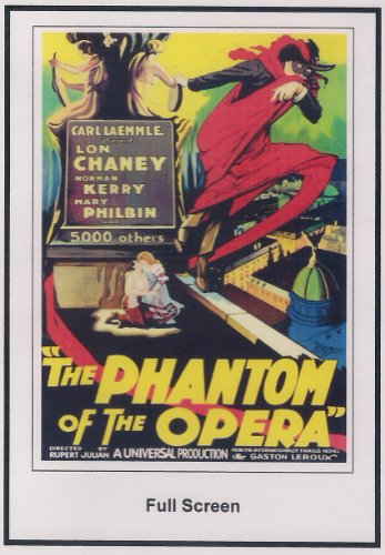 The Phanton Of The Opera 1929