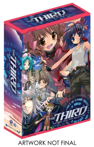 Third: Girl With Blue Eye Dvd Collection