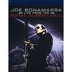 Joe Bonamassa Live from The Royal Albert Hall [Blu-ray]