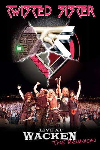 Twisted Sister: Live at Wacken DVD/CD