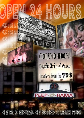 Coming Soon! Erotic Grindhouse Trailers From The 70's