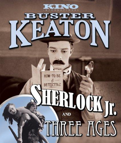 Sherlock Jr. / Three Ages [Blu-ray]