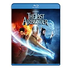 The Last Airbender (Single Disc) [Blu-ray]