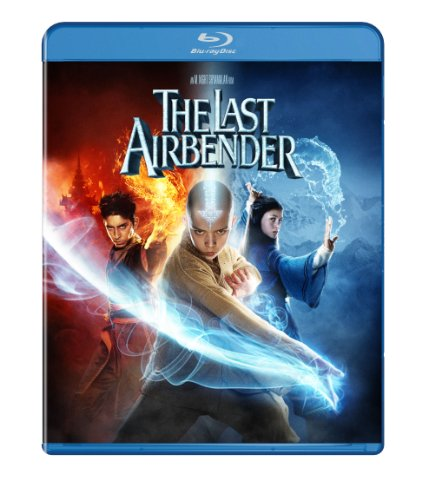 The Last Airbender (Single Disc) [Blu-ray]