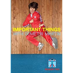 Important Things With Demetri Martin: Season 2